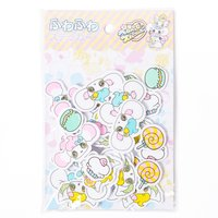 Peropero Sparkles Fluffy Stickers