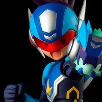 4 Inch Nel Mega Man Star Force: Mega Man