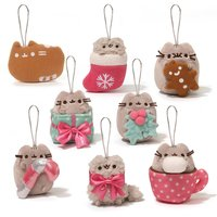 Pusheen Surprise Plush! Blind Box Series 2: Ornaments!