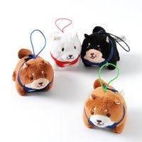 Chuken Mochi Shiba Standing Palm-Sized Plush Collection