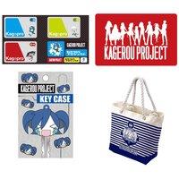 Kagerou Project Tote Bag Merch Set