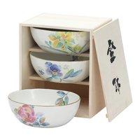 Hana Kotoba Mino Ware Bowl Set