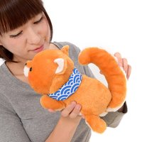 Mameshiba San Kyodai Rolling Pup Toy