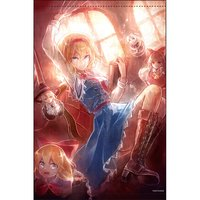 Touhou Project Alice Margatroid B2-Size Tapestry