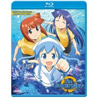 Squid Girl Complete Collection Blu-ray