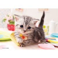 Did You Call Me? Cat Jigsaw Puzzle
