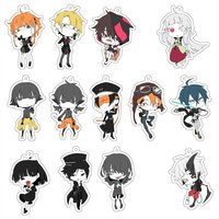 Kagerou Project Sidu x Neru Acrylic Keychain Collection