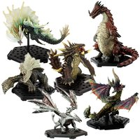 Capcom Figure Builder Monster Hunter Standard Model Plus The Best Vol. 7 & 8 Box Set