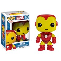 POP! Marvel No. 04: Iron Man