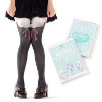 Zettairyoiki Lace Thigh-High Tights Lucky Bag