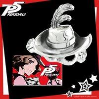 Persona 5 Mask Motif Ring: Haru Okumura Ver.