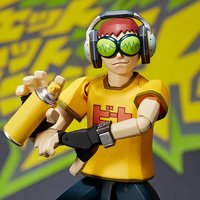 Game Classics Vol. 2: Jet Set Radio Beat Non-Scale Figure