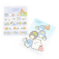 Sumikko Gurashi Shirokuma no Tomodachi Clear Pencil Board