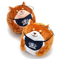 Chuken Mochi Shiba Plump & Round Balloon Collection (Big)