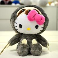 """Hello Kitty 8 Plush: Sloth"""""""