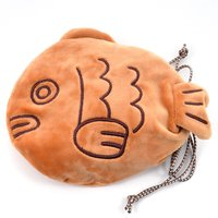 Taiyaki Drawstring Bag