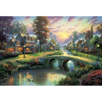 Happy Evening Jigsaw Puzzle