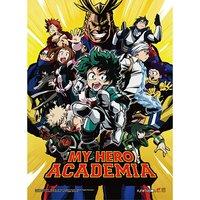 My Hero Academia Key Art 1 Premium Wall Scroll