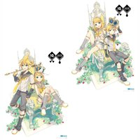 Kagamine Rin/Len 10th Anniversary B2 Tapestry