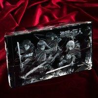Attack on Titan BBCRYSTAL 3D Crystal Art