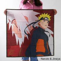 Naruto Japanese-Style Tapestry