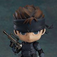 Nendoroid Solid Snake   Metal Gear Solid