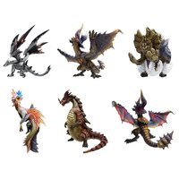 Capcom Figure Builder Monster Hunter Standard Model Plus Vol. 8 Box Set (Re-run)