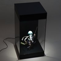 Yome Terrace 1/7-1/8 Scale Figure Display Case (Museum Model)
