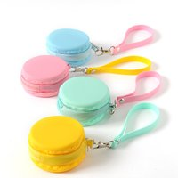 Silicone Macaroon Pouch