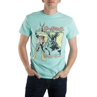 My Hero Academia All Might Faded Print Men's T-Shirt