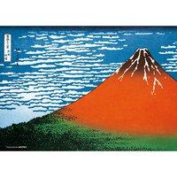 Red Fuji Jigsaw Puzzle