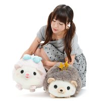 Harinezumi no Harin Forest Party Hedgehog Plush Collection (Big)