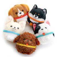 Wonderful Wanko Tai Dog Plush Collection (Ball Chain)