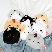 Neko-dango Plush Collection