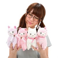 Alpacasso Girly Lace Ribbon Alpaca Plush Collection (Standard)