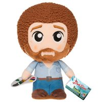 Super Cute Plush: Bob Ross
