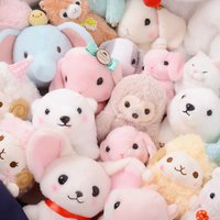 Kawaii Plush Lucky Bags