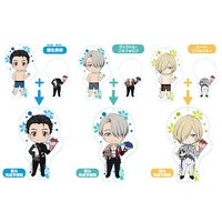 Nendoroid Plus Yuri!!! on Ice Dress-Up Acrylic Key Rings