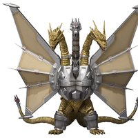 S.H.MonsterArts Mecha-King Ghidorah