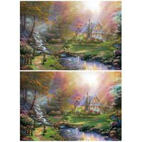 Mother's Perfect Day Jigsaw Puzzle