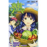 Food Wars! Shokugeki no Soma Vol. 3