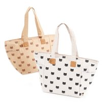Pooh-chan Print Multi-Use Tote Bag