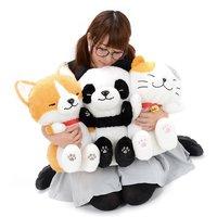 Itsudatte Nekkorogari Tai Animal Plush Collection (Big)