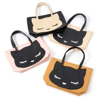 Pooh-chan Tote Bag with Pocket