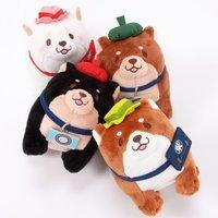Chuken Mochi Shiba Omekashi Mini Plush Collection