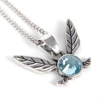 Legend of Zelda Navi Necklace
