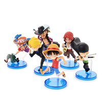 One Piece World Collectable Figure: History Relay 20th Vol. 1