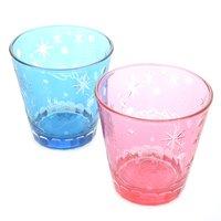 Kirby Sparkling Kiriko Glass