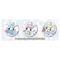 Peropero Sparkles Badge Set (Summer Ver.)