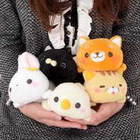 Daramofu-san Minna Nakayoshi Plush Collection (Standard)